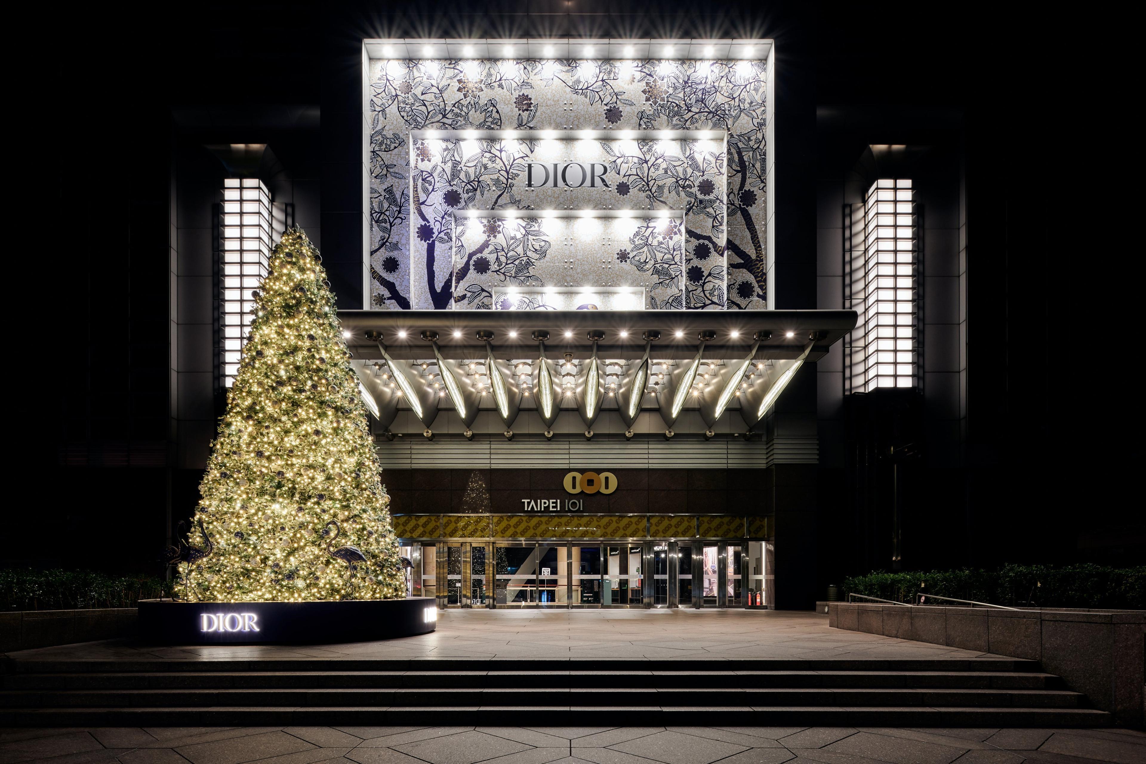 DIOR 2019 聖誕精選