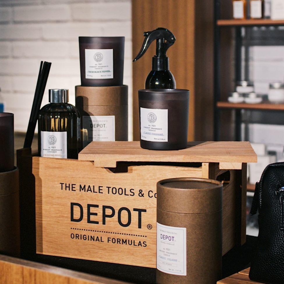 最精彩的男士髮型秀!DEPOT 首度跨界合作,結合美髮、藝術、音樂及舞蹈等元素打造完美紳夜派對