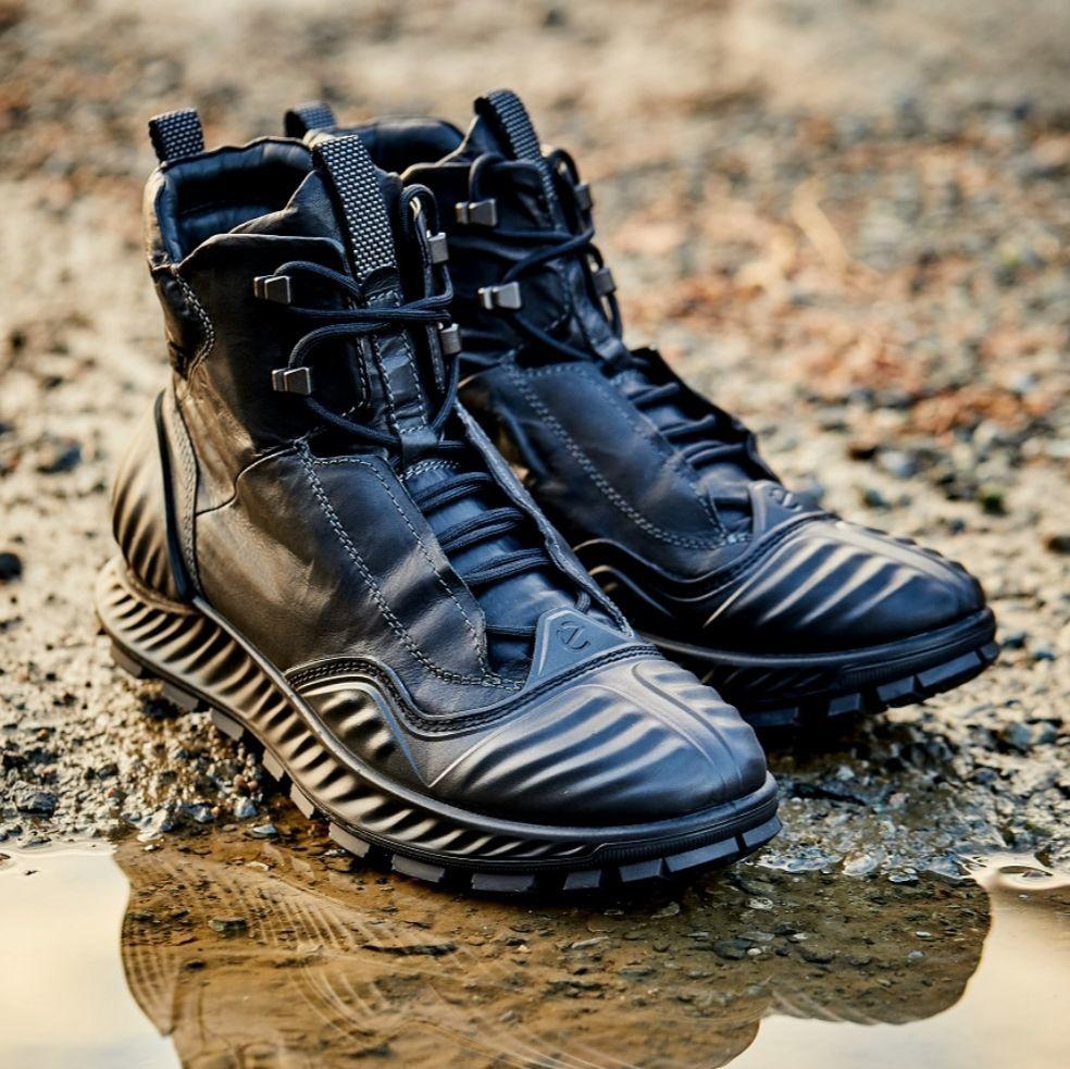 ECCO X Stone Island 再次攜手合作,打造僅 0.5 毫米厚的獨一無二亮眼新靴款!