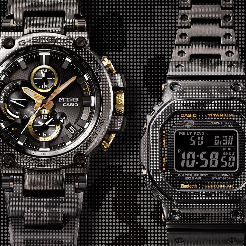 GMW-B5000 系列材質升級「鈦」進化!