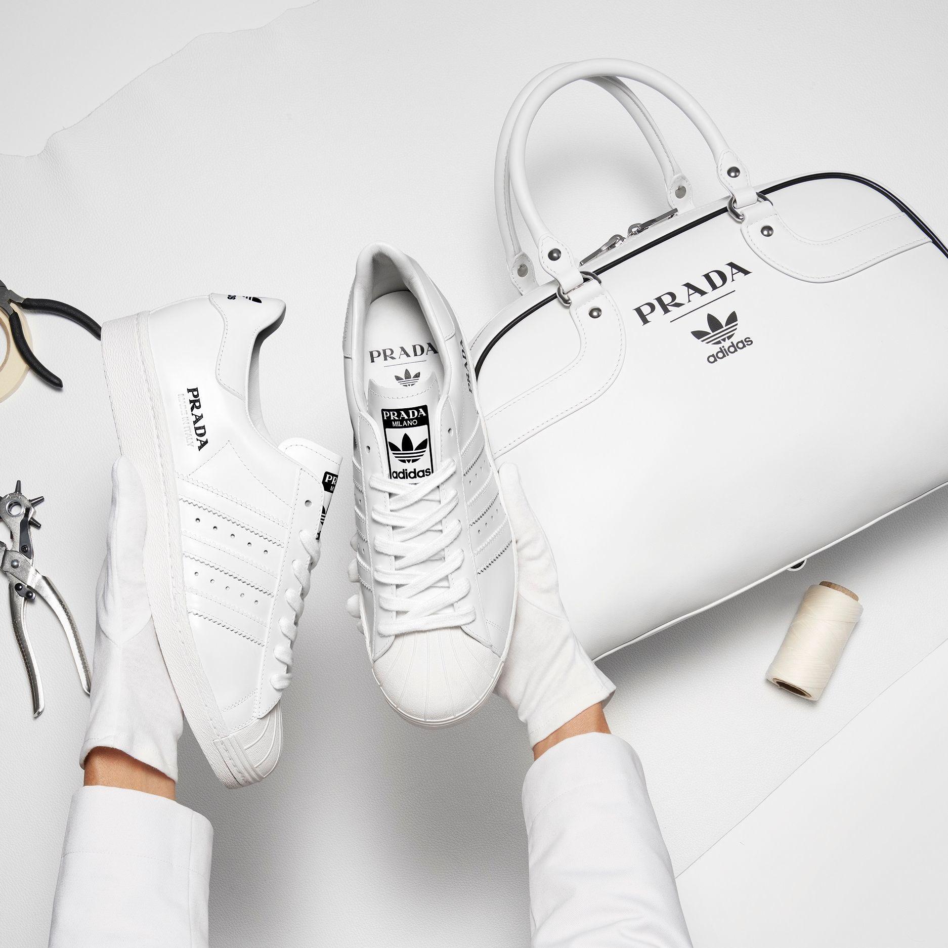 Prada for adidas 限量聯名系列