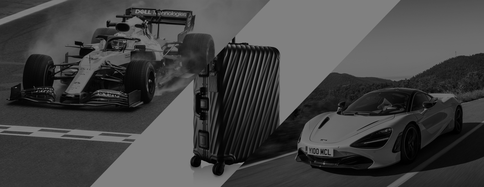 TUMI將攜手McLaren展開全新旅程