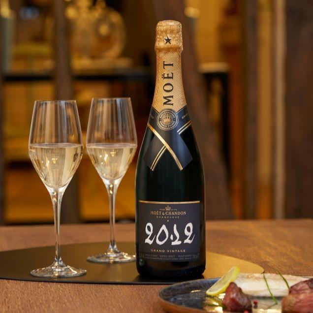 法國「酩悅香檳」釋出的每一款年份香檳,就是寫下了傳奇歷史!而這次他們推出了 2012 年份香檳...