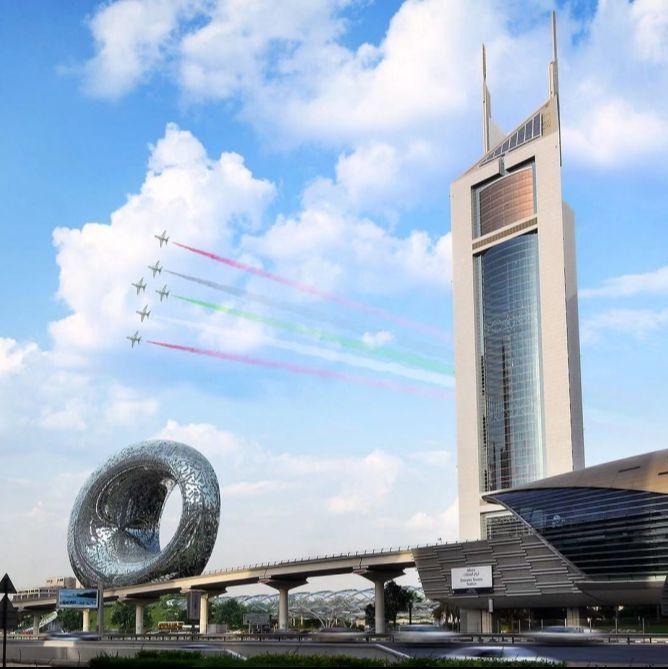 50 層樓高的杜拜相框、2020 年杜拜世博會、La Perle 水舞秀!盤點 8 個杜拜玩樂新景點