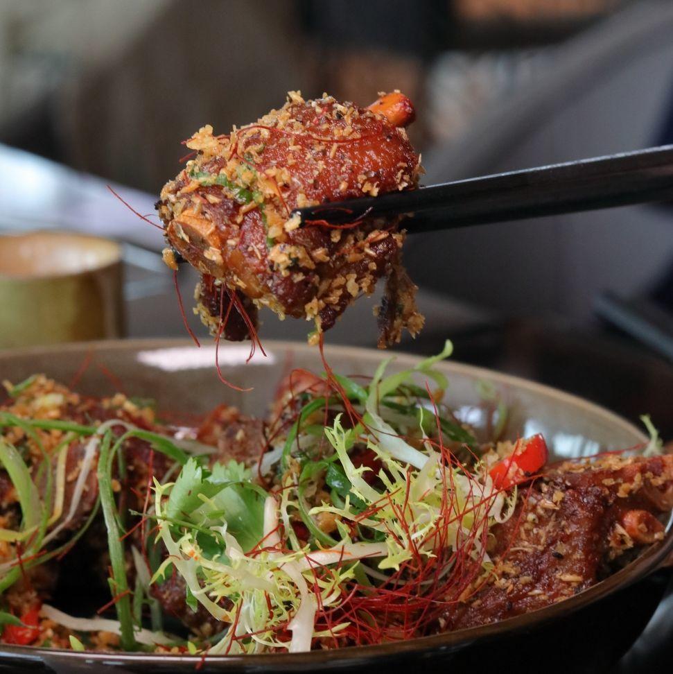 正宗法餐奠基,翻轉亞洲料理!「Asia 49 亞洲料理及酒廊」新聘主廚打造 30 道全新菜式