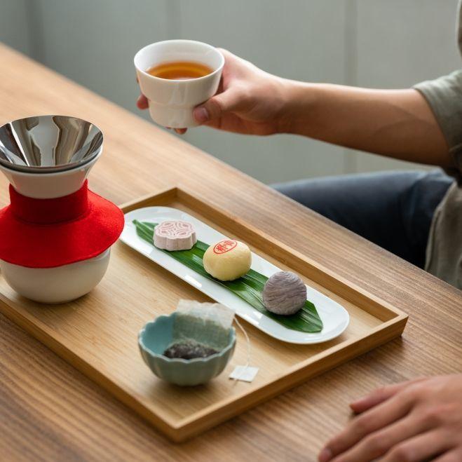 首次推出下午茶服務與漢餅手作體驗課程!百年糕餅品牌「舊振南」打造創新體驗空間