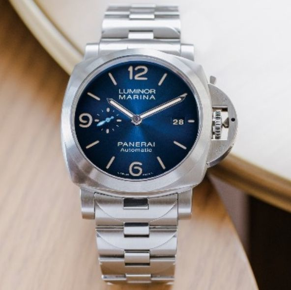 最要緊舒服 Panerai Luminor with Bracelet