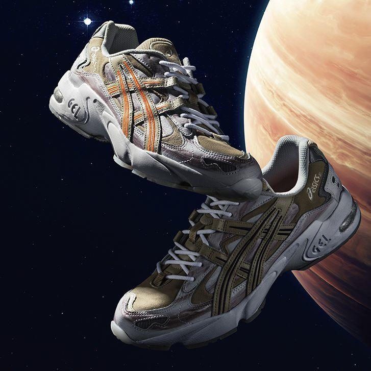 木星注入頂尖跑鞋!BILLY'S 五週年攜手 asics 推出別注鞋款!