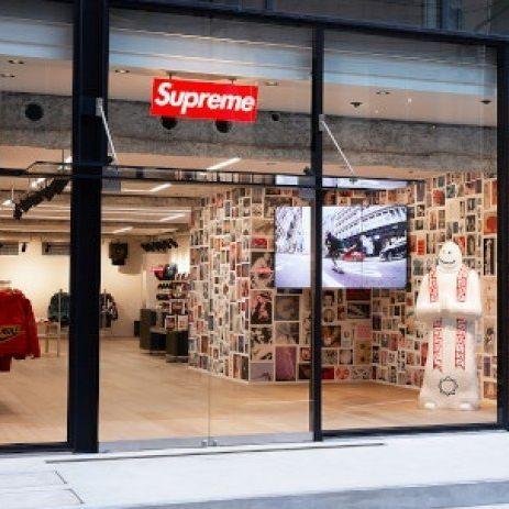 Supreme日本第6間分店 福岡店重新開幕