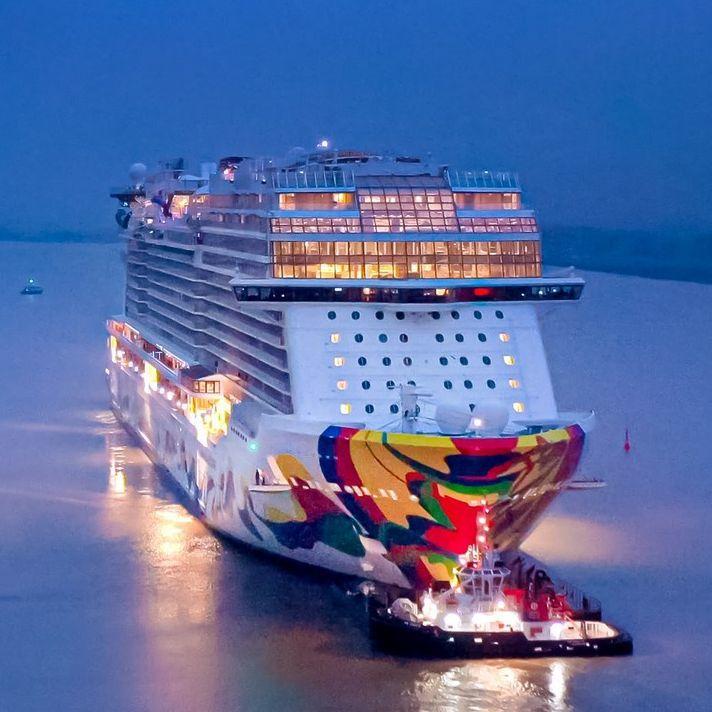 不如歐洲揚帆出海 挪威郵輪最新成員