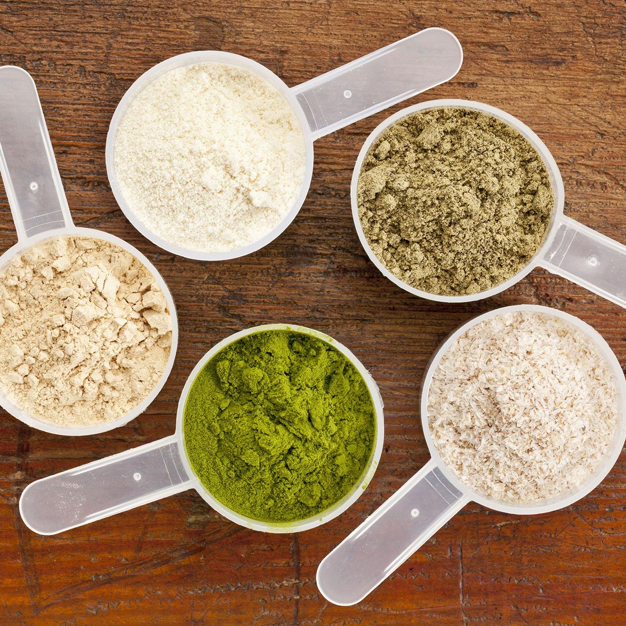 營養品食用方法&說明 - 高蛋白(雪克)