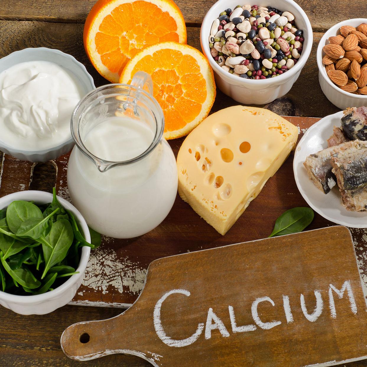營養品食用方法&說明 - 鈣