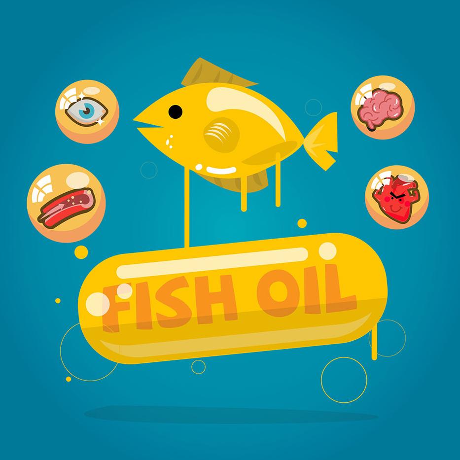 營養品食用方法&說明 - 魚油